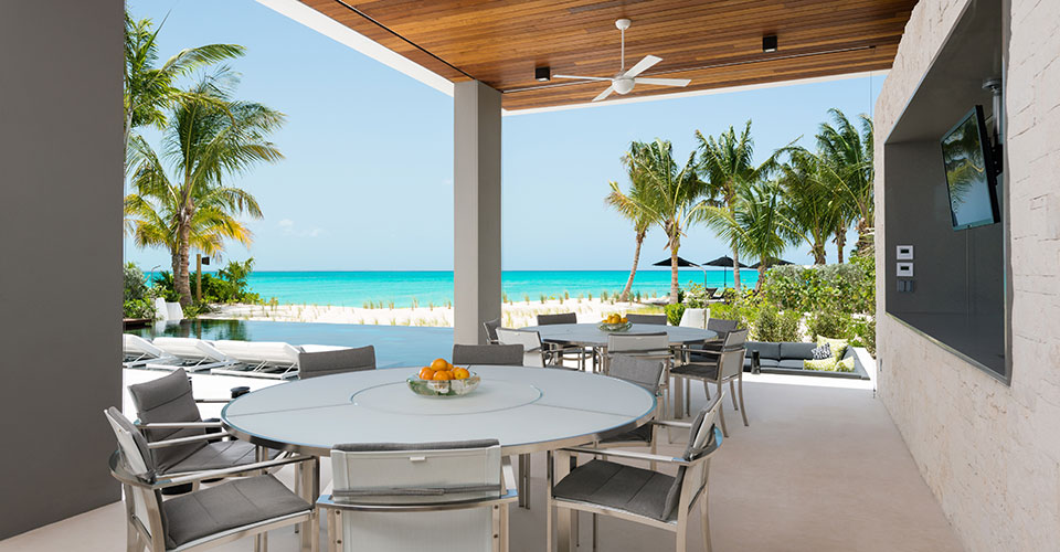 Villa AWA Turks and Caicos