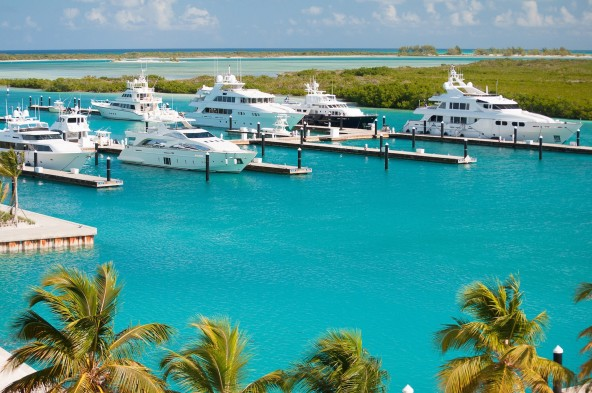 Blue Haven Marina Turks and Caicos