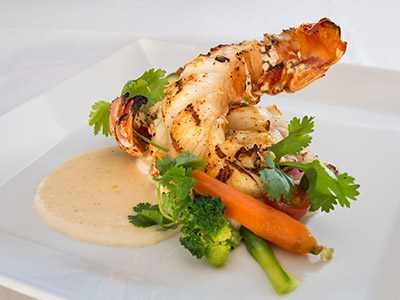 Turks and Caicos Island Dining